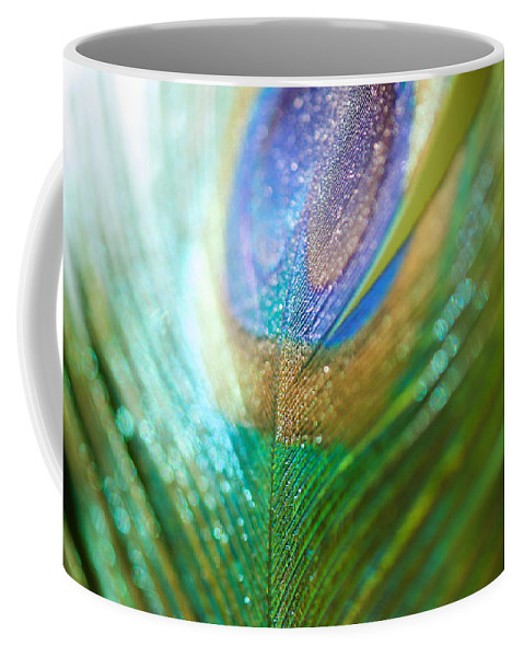 Colour Coffee Mug featuring the photograph Dazzling Light by Lisa Knechtel