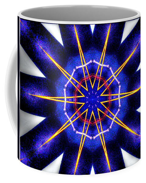 Dead Coffee Mug featuring the digital art Dead By Sunrise by Michael Damiani