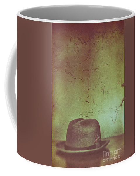 Man Coffee Mug featuring the photograph Death Of A Salesman by Margie Hurwich