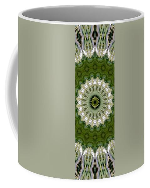 Mandala Coffee Mug featuring the photograph Delight X by Lisa Lipsett