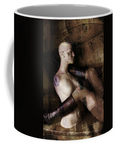 Manaquin Coffee Mug featuring the photograph Desire by Andrew Giovinazzo