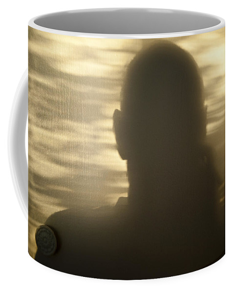 Shadow Coffee Mug featuring the photograph Detail Exists In The Shadows by Steven Dunn