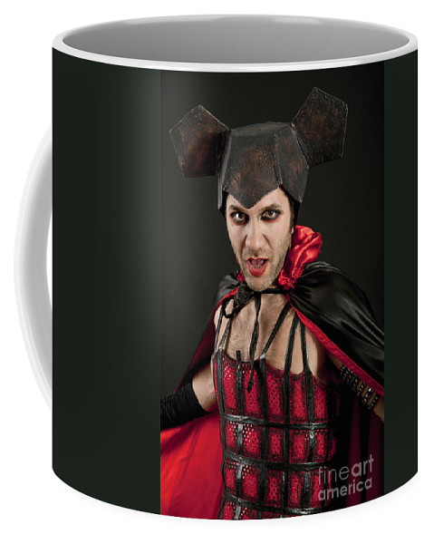 Dreams Coffee Mug featuring the photograph Devil 2 by Ilan Amihai