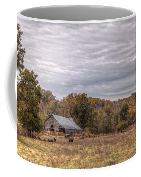 2014 Coffee Mug featuring the photograph Devour by Larry Braun