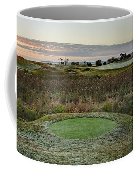 Beaufort County Coffee Mug featuring the photograph Dew In The Morning by Phill Doherty