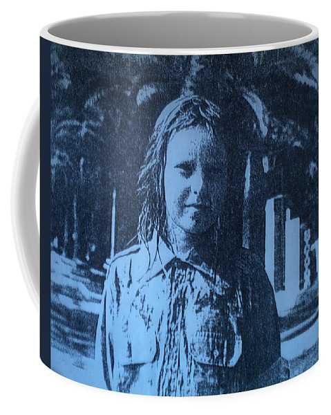 Colette Coffee Mug featuring the photograph Diano Marino Italy Summer 67 Colette Life Reflecting by Colette V Hera Guggenheim