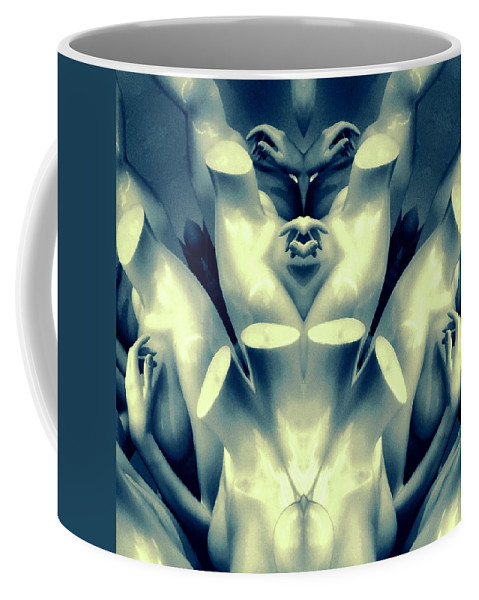 Disassociative State Coffee Mug featuring the photograph Disassociative State by Dominic Piperata