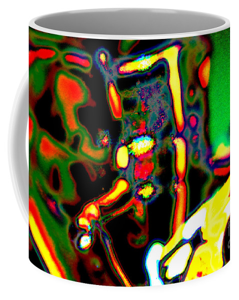 Distraction Coffee Mug featuring the photograph Distractions by Kim Pate