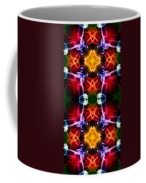 Dna Coffee Mug featuring the photograph Dna 3 by Steve Purnell
