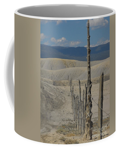 Landscape Coffee Mug featuring the photograph Dobies by Brandi Maher