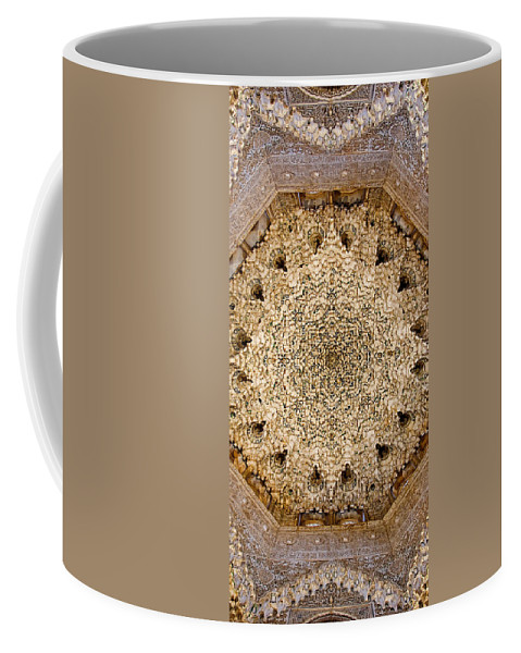 Dome Coffee Mug featuring the photograph Dome Of The Hall Of The Two Sisters by Weston Westmoreland