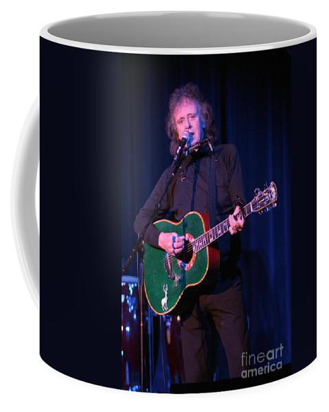 Donovan Coffee Mug featuring the photograph Donovan by Concert Photos