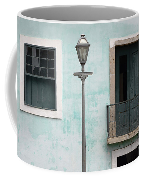 Door Coffee Mug featuring the photograph Doors Of Alcantara Brazil 2 by Bob Christopher