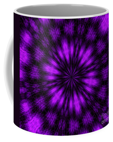 Abstract Coffee Mug featuring the photograph Dream Catcher by Robyn King