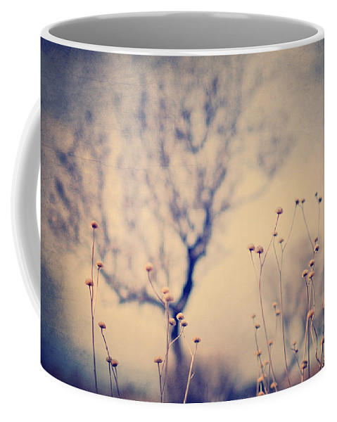 Textures Coffee Mug featuring the photograph Dreaming Tree. Vintage by Guido Montanes Castillo