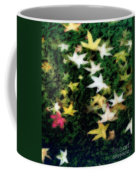 America Coffee Mug featuring the photograph Dreamy Pond by Inge Johnsson