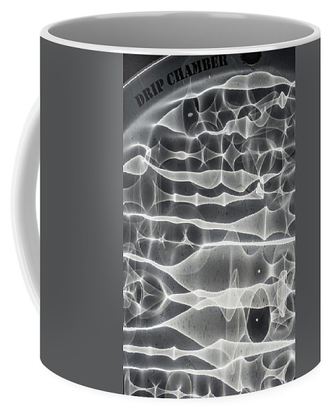 Dripping Coffee Mug featuring the photograph Drip Chamber 3 by Scott Campbell