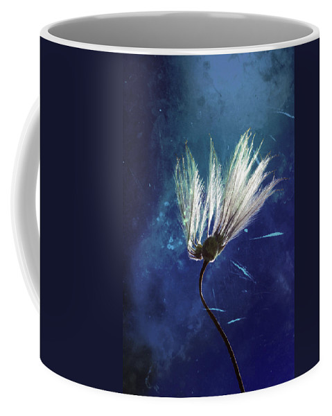 Flowers Coffee Mug featuring the photograph Drowning In Tears by The Artist Project