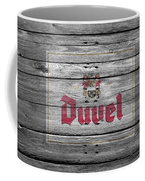 Duvel Coffee Mug featuring the photograph Duvel by Joe Hamilton