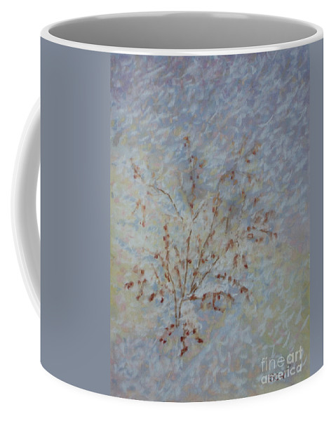 Pastel Painting Coffee Mug featuring the pastel Early Morning Flurry by Susan Woodward