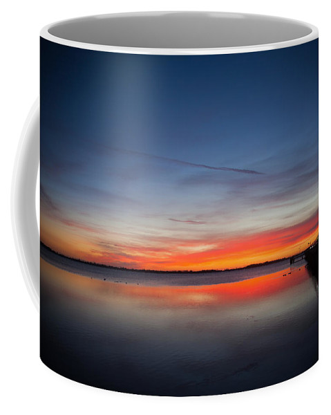 Island Of Ruegen Coffee Mug featuring the photograph Early Morning by Ralf Kaiser