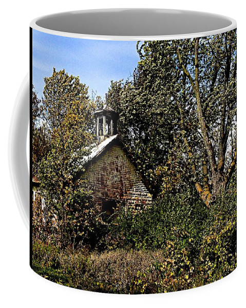 Bell Coffee Mug featuring the photograph Education by Joseph Yarbrough