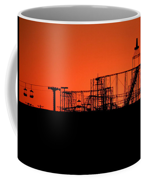 Western Coffee Mug featuring the photograph El Bandido by M Pace