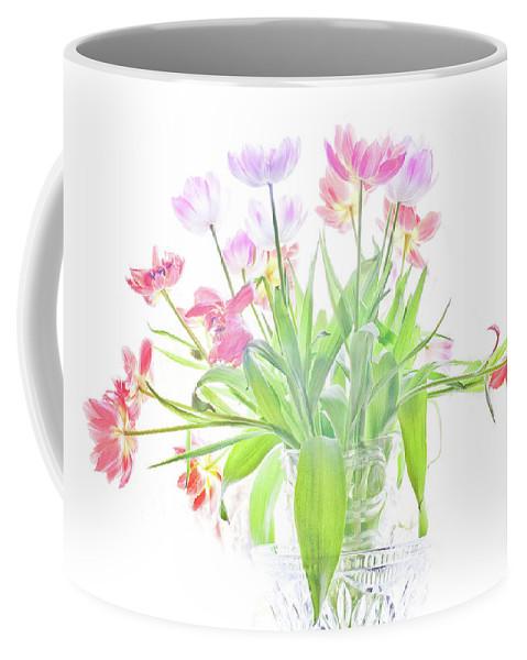 Tulip Coffee Mug featuring the photograph Elegance by Casper Cammeraat