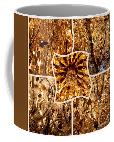 Elegant Coffee Mug featuring the photograph Elegant Lighting by Carol Groenen