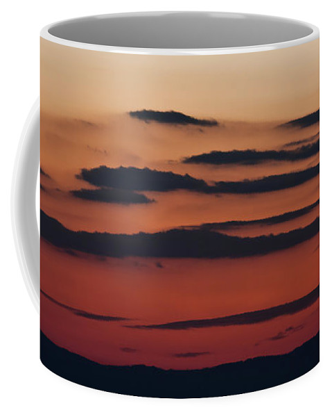 Landscape Coffee Mug featuring the photograph Endless by Kamen Ruskov