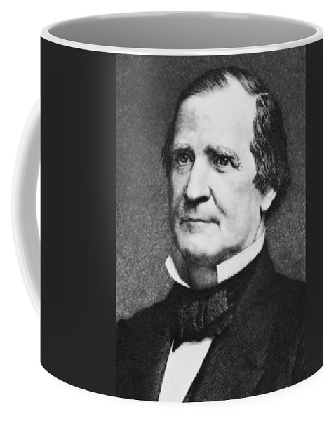 19th Century Coffee Mug featuring the painting Enoch Cobb Wines (1806-1879) by Granger