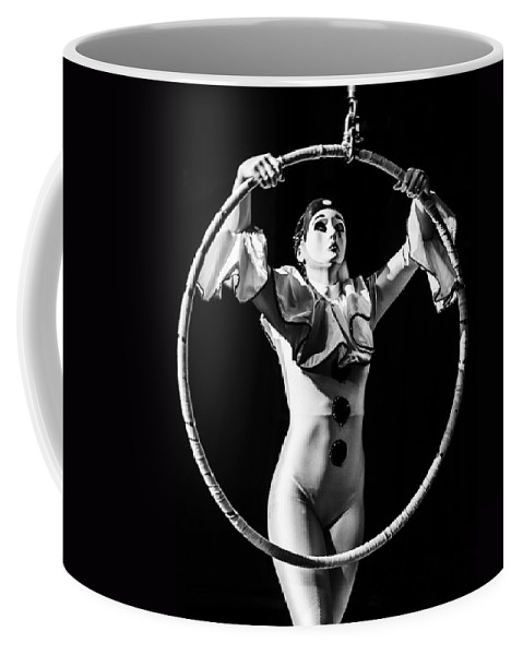 Man Coffee Mug featuring the photograph Everyday Is A Challenge by Alfio Finocchiaro