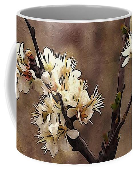 Evocative Coffee Mug featuring the photograph Evocative by Annie Adkins