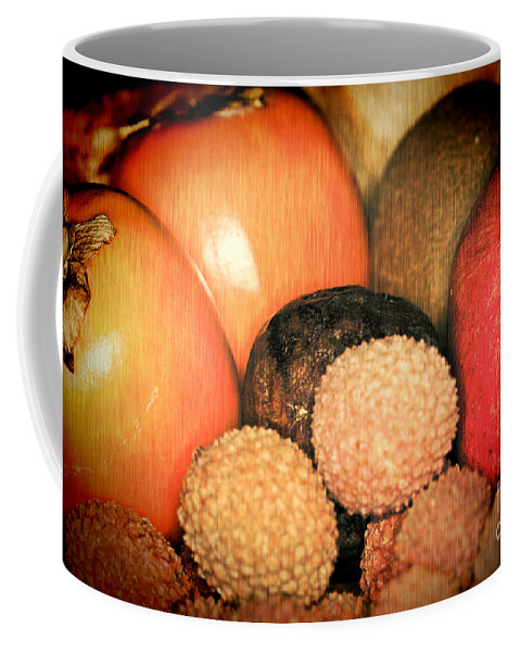Exotique Coffee Mug featuring the photograph Exotique 1 by Steve Purnell