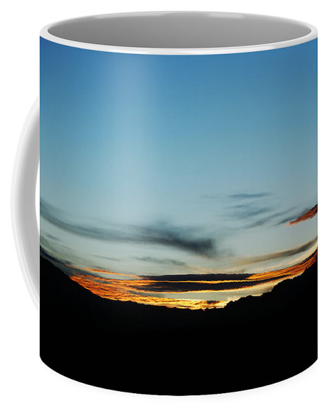 Dusk Coffee Mug featuring the photograph Fade To Night by Marilyn Hunt