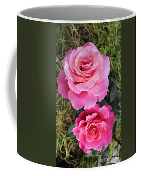 Faded Love Coffee Mug featuring the photograph Faded Love Vertical by Barbara Griffin