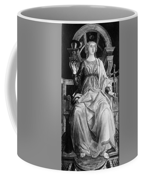 15th Century Coffee Mug featuring the painting Faith, 15th Century by Granger