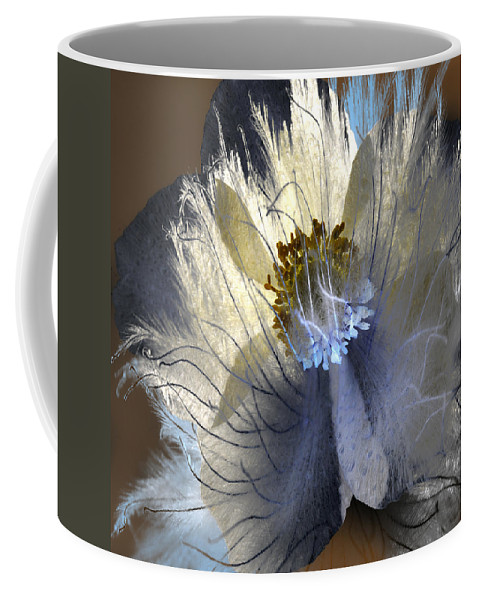 Abstract Art Coffee Mug featuring the photograph Falls That Flew by The Artist Project