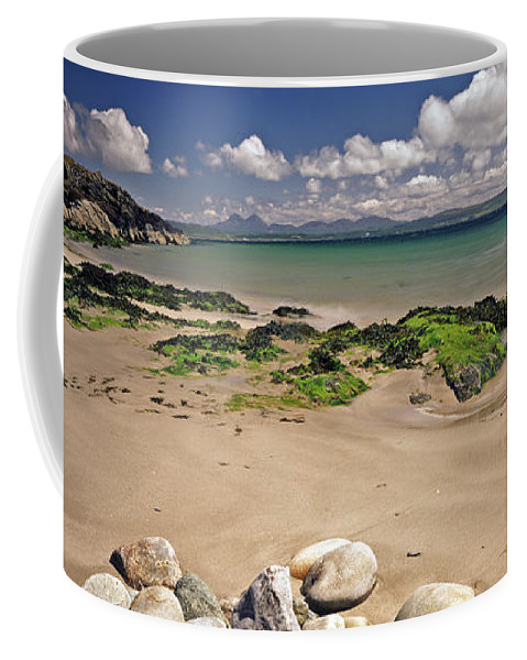 Horizontal Coffee Mug featuring the photograph Far Away by Edmund Nagele