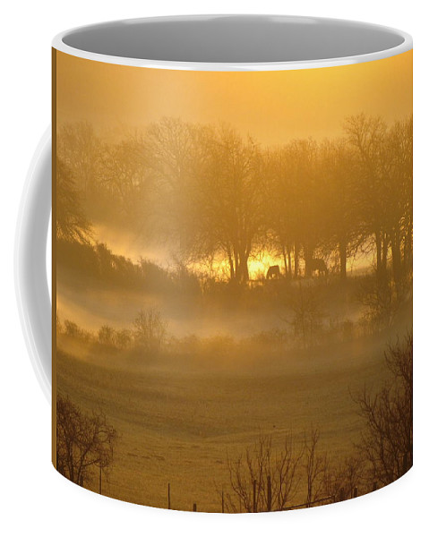 Field Coffee Mug featuring the photograph Field Of Dreams by Shannon Story