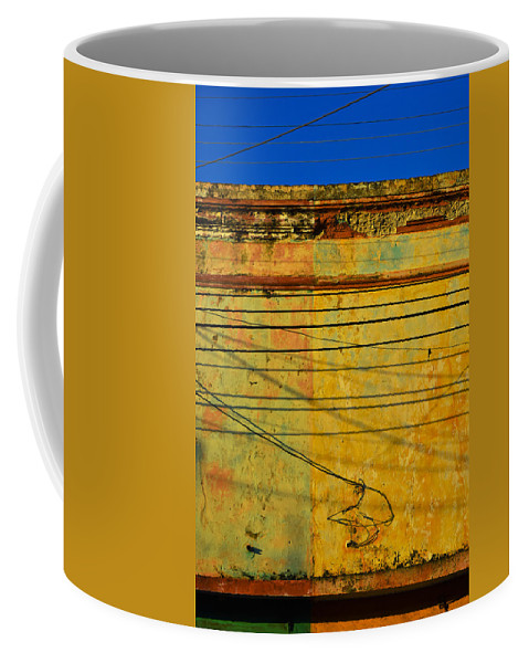 Fine Tuned Coffee Mug featuring the photograph Fine Tuned by Skip Hunt