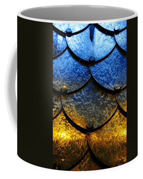 Skip Hunt Coffee Mug featuring the photograph Fire And Ice by Skip Hunt