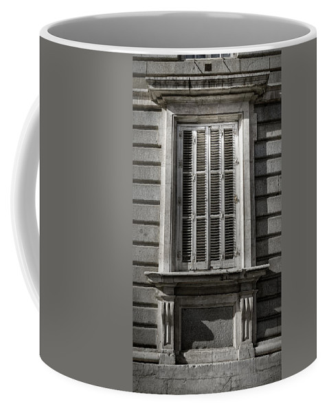 Antique Coffee Mug featuring the photograph Fixer Upper by Joan Carroll