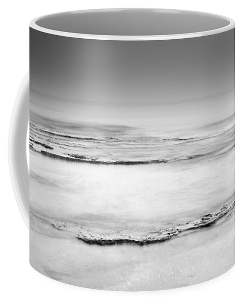 Seascape Coffee Mug featuring the photograph Foggy by Guido Montanes Castillo