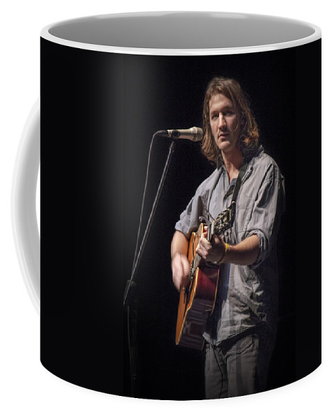Art Coffee Mug featuring the photograph Folk Singer Griffen House by Randall Nyhof