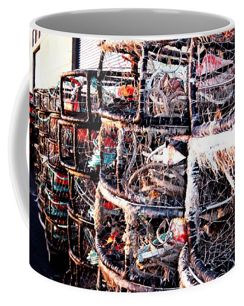 Sea Coffee Mug featuring the photograph Food From The Sea by Glenn Aker