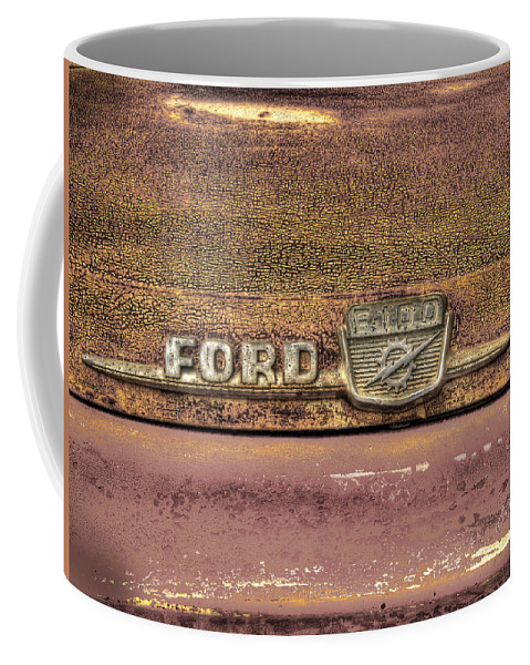 Classic Coffee Mug featuring the photograph Ford F-100 by Thomas Young