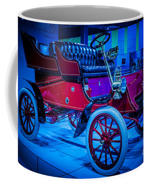 Ford Coffee Mug featuring the photograph Ford by Ronald Grogan