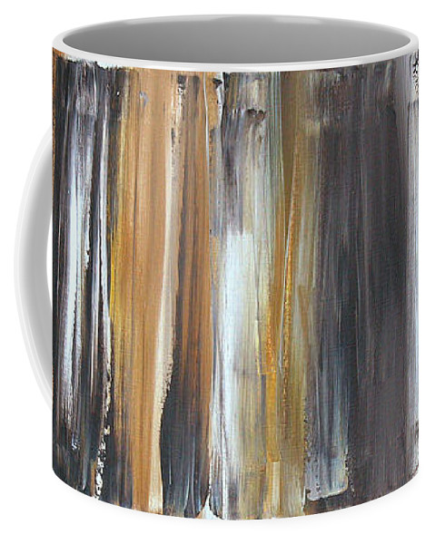 Sophisticated Coffee Mug featuring the painting From The Earth I by Megan Duncanson