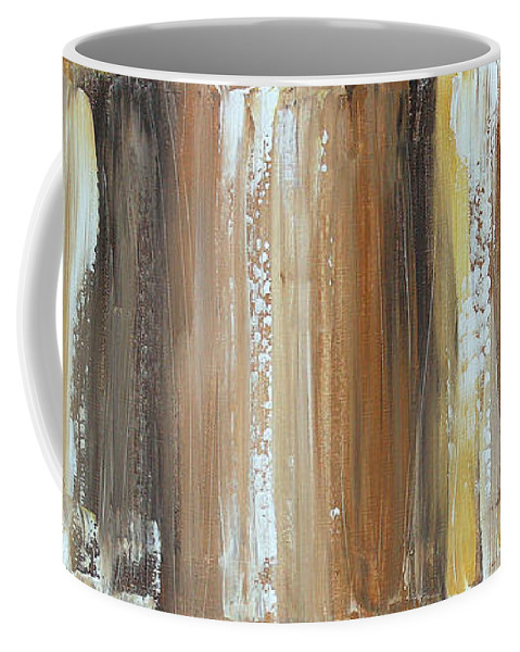 Sophisticated Coffee Mug featuring the painting From The Earth II by Megan Duncanson